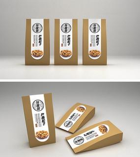 松子包装设计 PSD