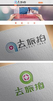 摄影公司logo设计