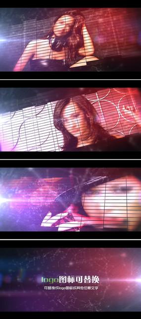 时尚娱乐电视节目视频宣传模板