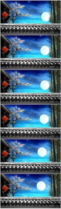 明月千里寄相思中秋节月亮视频
