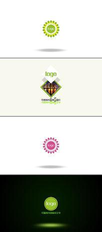 多款logo演绎ae片头模板