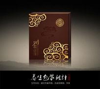 中国风传统礼盒设计模板