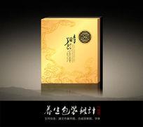 中国风养生包装设计(含平面矢量文件)