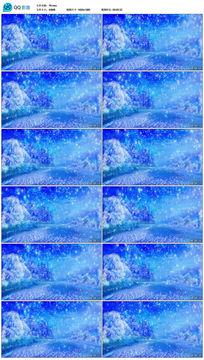 冬天雪花图片 冬天雪花设计素材