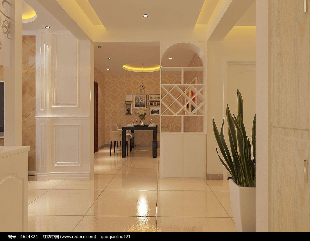 室内装修3d模型素材