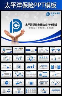 太平洋保险集团公司放飞梦想工作计划PPT