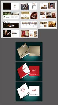 木门宣传画册设计