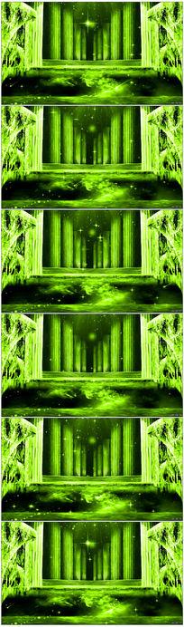 绿色幻影罗马柱视频