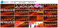 中国风扇子舞LED大屏幕视频背景