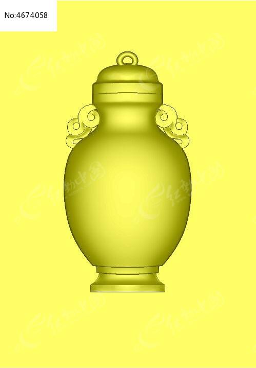 手绘线条图像瓶子