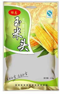 玉米头食品包装袋设计