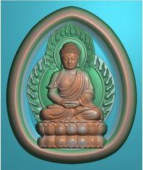 佛像精雕图案