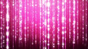 浪漫水晶背景视频素材