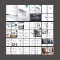 全新卫浴产品画册设计