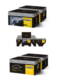 车子产LED品包装