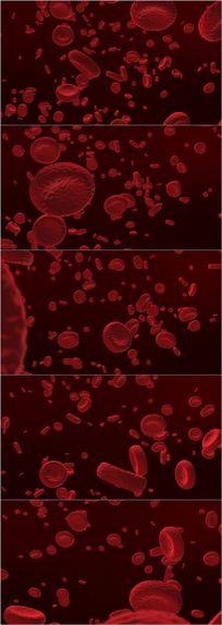 血液细胞医疗视频素材 mov