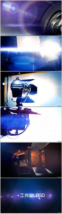 影视影像传媒工作室高清形象宣传片AE模板