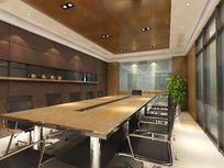 会议室装修模型素材