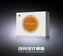 时尚个性化妆品包装(平面图) CDR