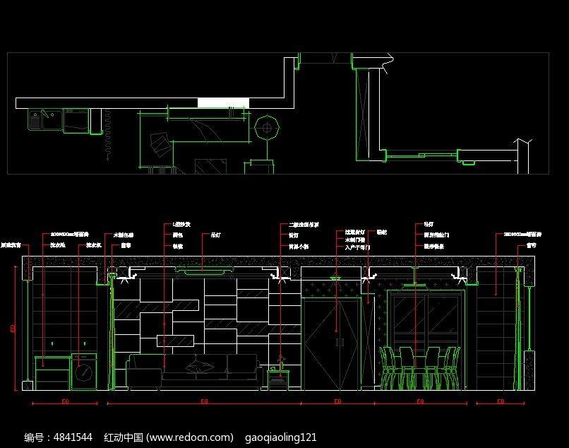 素材描述:红动网提供室内装修精品原创素材下载,您当前访问作品主题是家装墙面装饰立面图,编号是4841544,文件格式是CAD,建议使用AutoCAD 2017及以上版本打开文件,您下载的是一个压缩包文件,请解压后再使用设计软件打开,色彩模式是RGB,,素材大小 是271.23 KB。