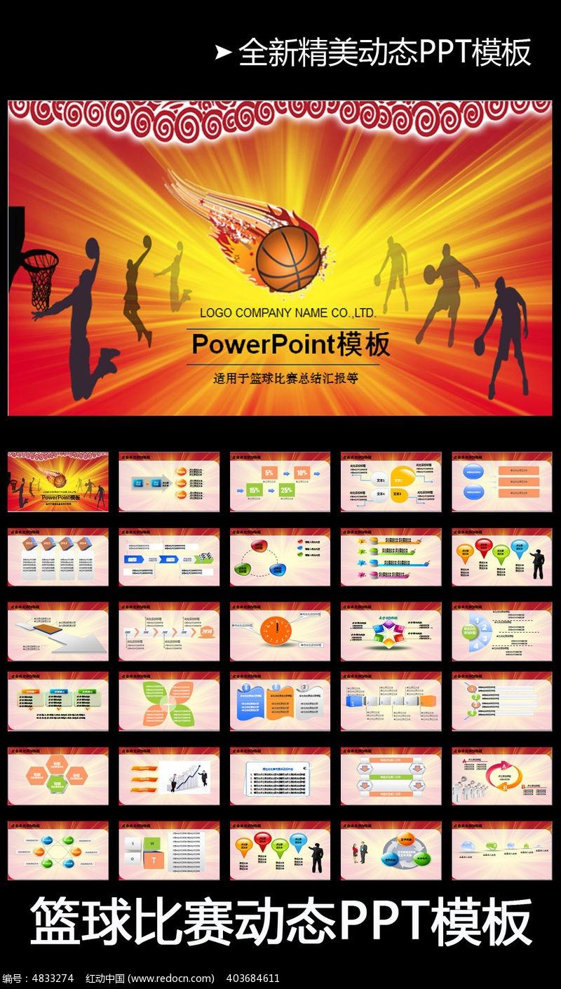 篮球v篮球体育运动教学课件PPT模板课件葫芦岛介绍图片