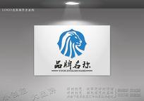 狮子logo 狮子头标志 雄狮原创标志 CDR