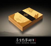 中医养生包装设计(平面图)