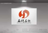 SHD字母组合标志 S字母logo  H字母logo CDR