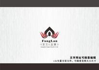 火锅餐饮品牌logo标志cdr矢量图