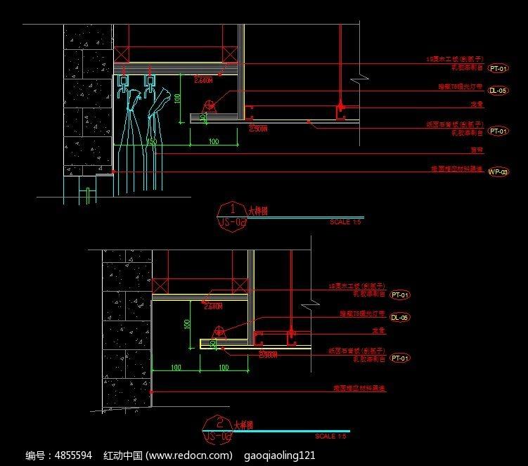 图纸衣柜施工设计家装_CAD图纸图片素材局图纸王表最新七星彩图片