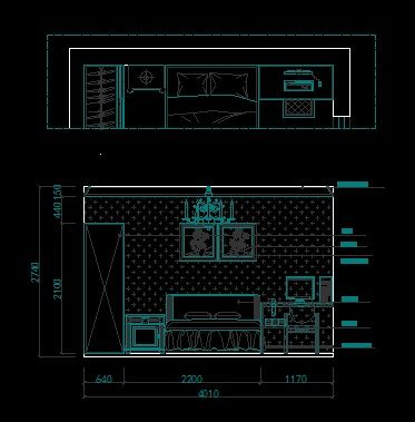 图纸房图纸装修设计卧室末龙纸模女孩世界的影我图片