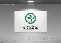 环保logo 环保logo设计 绿叶LOGO原创出售 CDR