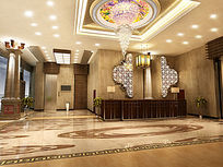 酒店大厅设计