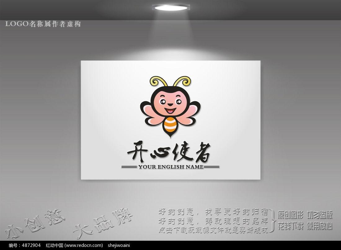 小蜜蜂卡通 可爱蜜蜂卡通