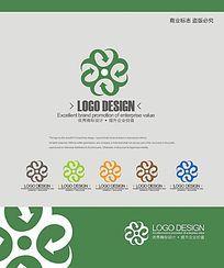 绿色能源企业logo标志设计