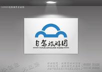 汽车logo 旅游标志设计
