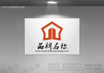 投资房产logo 地产原创logo