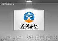 艺术文字logo 人物艺术logo