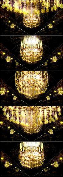 金色大厅晚会舞台led视频
