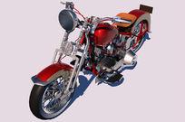 36 Harley汽车模型