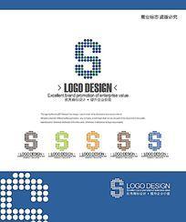 IT网络电子商业服务标志设计 CDR