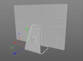 电脑C4D模型