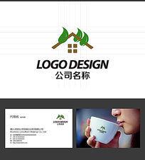 房地产LOGO标志 AI