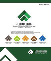 绿色电子电器标志设计 CDR