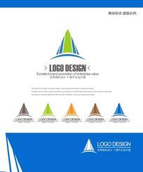商业地产建筑创意标志设计