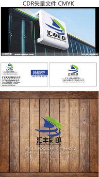 商业公司LOGO 印刷公司