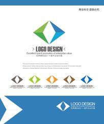 现代电子电器商业标志设计 CDR