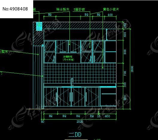 全境规划设计图纸橱柜图纸v全境绿装图片