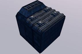 高档建筑C4D模型