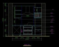 橱柜内部结构图